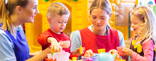 Access to Higher Education Diploma (Education) - Early Years Pathway